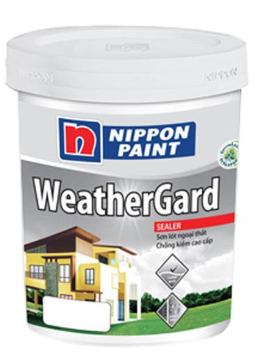 Weathergard sealer