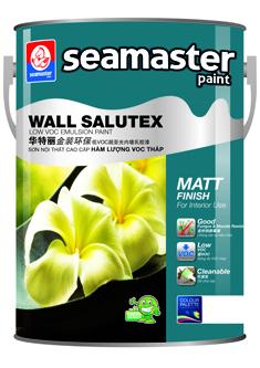 sơn nội thất Wall Tex-7700 -4L