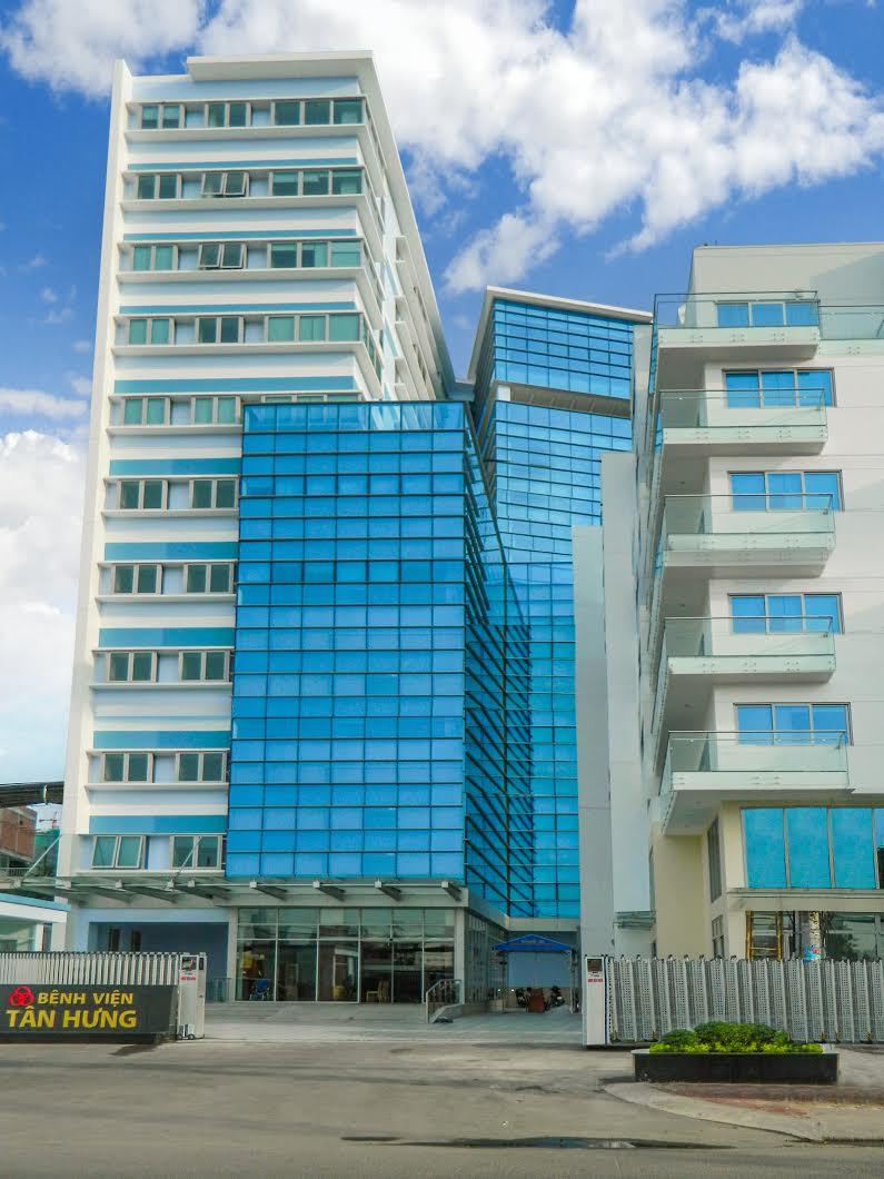 Bệnh viện Tân Hưng